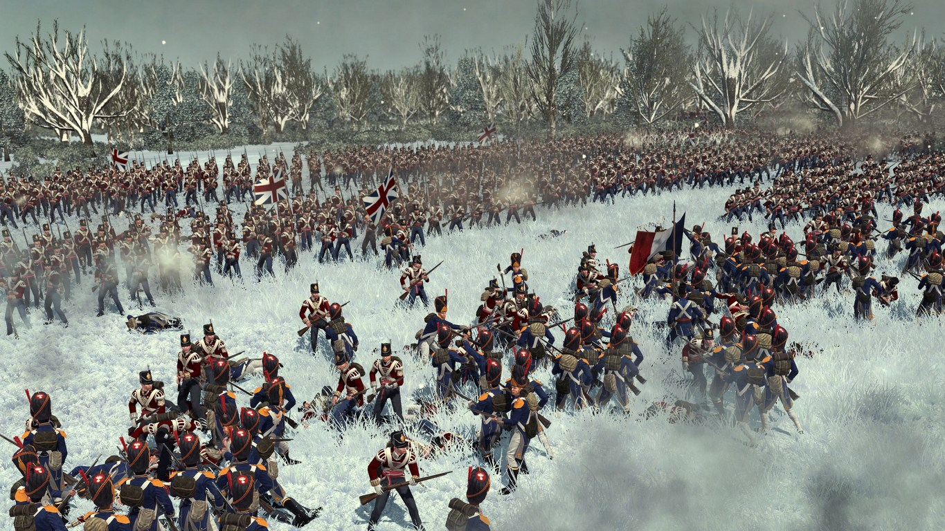 Napoleon total war Mac