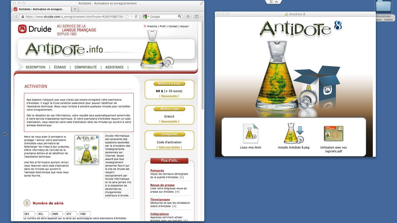 antidote 8 v3