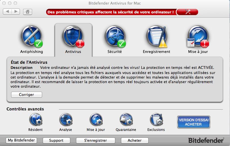 bitdefender mac antivirus