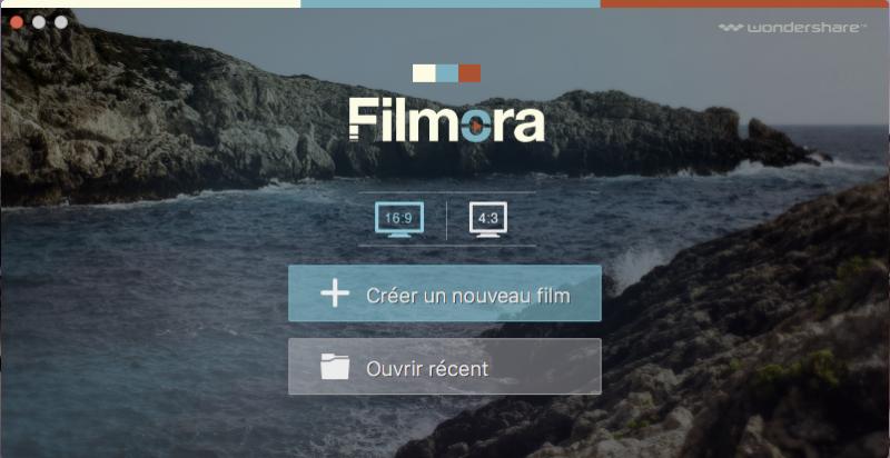 logicielle de montage video