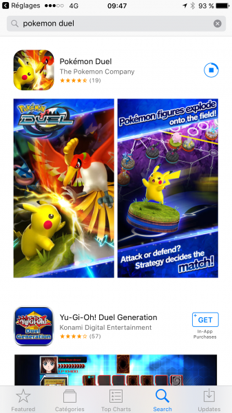 Installer Pokemon Duel