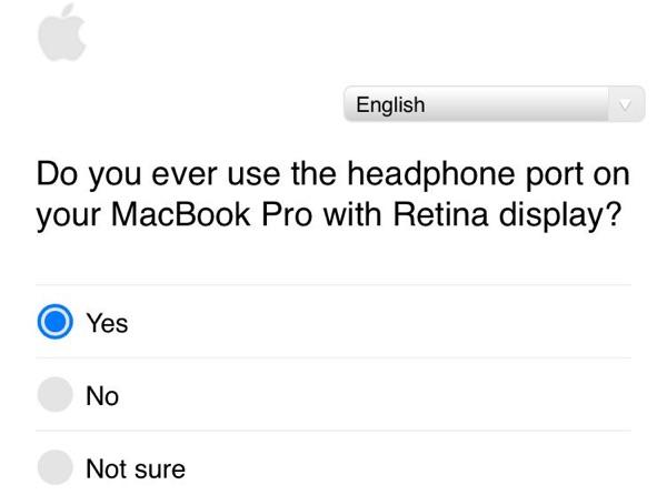 Sortie casque : après l'iPhone, Apple s'attaquerait aux MacBook