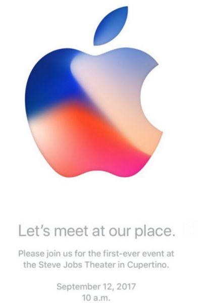 Keynote Apple 12 septembre