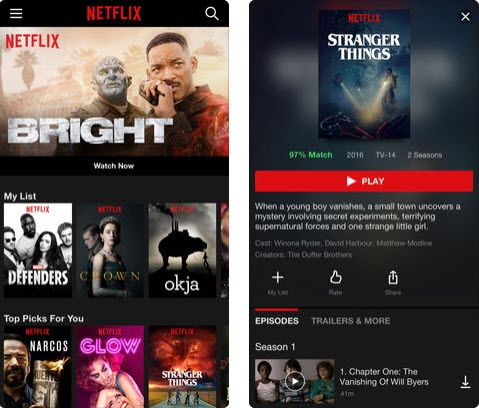Netflix : il n'est plus possible de s'abonner à partir de son iPhone