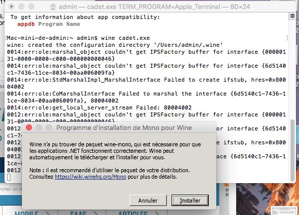 Comment installer des applications windows sur macos - Comment installer office sur mac ...